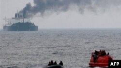 Корабль ВМС США Philippine Sea
