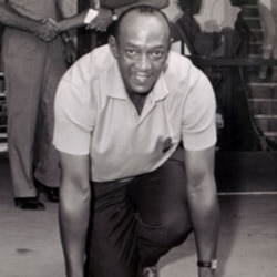 Jesse Owens was one of the world's greatest track and field athletes