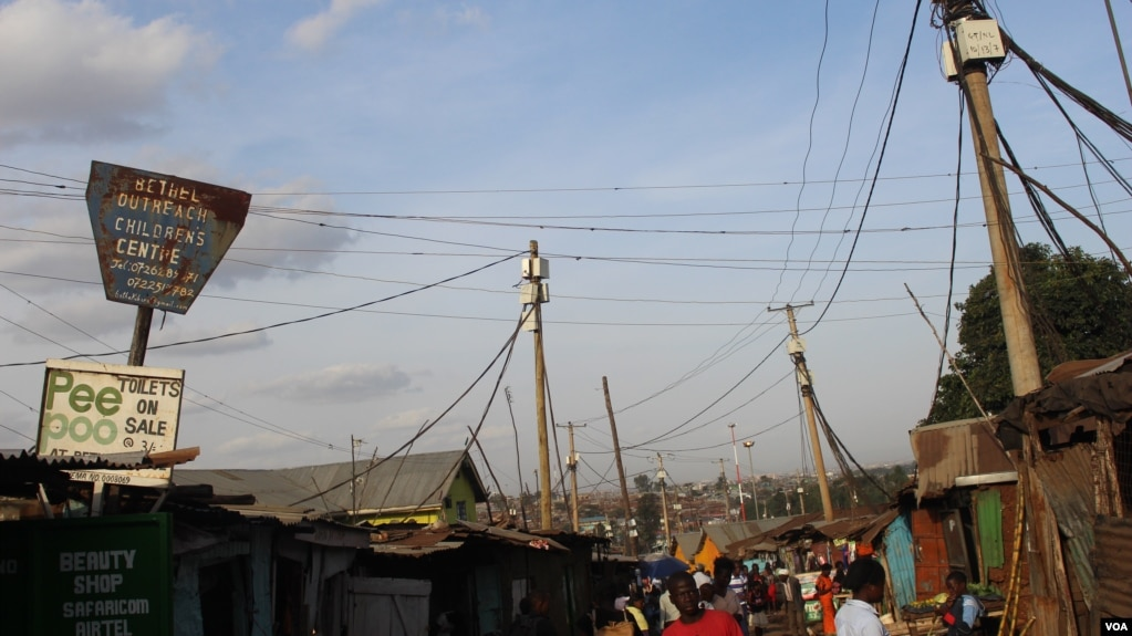 Power at Any Cost in Kenya\'s Kibera Slum