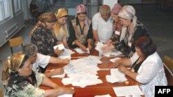 Разбор бюллетеней после выборов