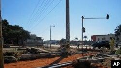 Novo Estádio de Maputo Permanece Encerrado