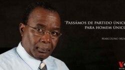 Marcolino Moco diz que eleições não serão nem livres nem justas - 1:33