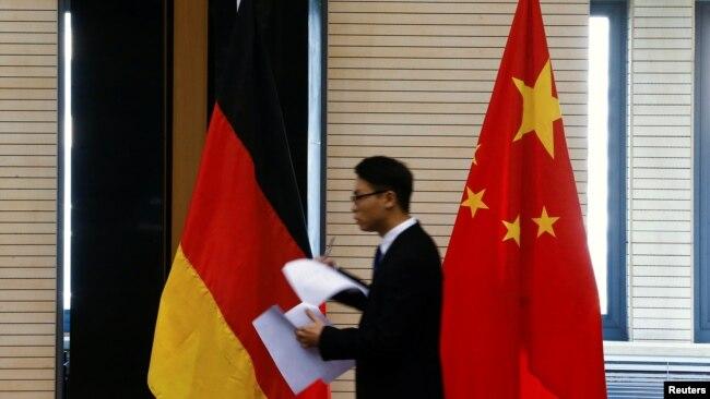 德国行业协会:美中贸易战伤害德企