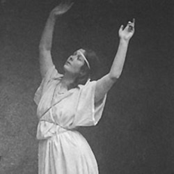 "Isadora Duncan said ballet was ""ugly and against nature."" She wanted her ""modern"" dance style to be free and natural."