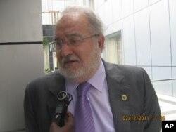 Carlos Fontoura, deputado da UNITA