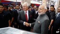 هند له چین نه وروسته، د مالیزیا تر ټولو ستر تجارتي شریکباڼی دی.