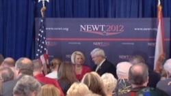 2012-01-29 粵語新聞: 美國共和黨總統參選人激戰佛州