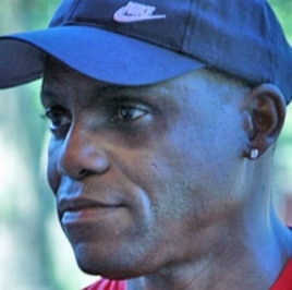 Five-time US Olympian Carl Lewis is now focusing on alleviating world hunger.