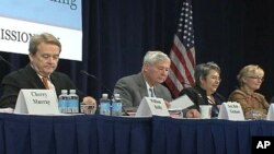 National Commission on the BP Deepwater Horizon Oil Spill and Offshore Drilling hearing in Washington D.C.