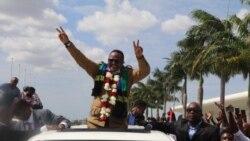 Tundu Lissu apokelewa kwa shangwe Tanzania