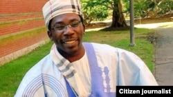 Dr. Aminu Gamawa masanin shari'a kuma lauya mai zaman kansa a Abujan Najeriya