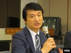台湾大学政治系教授杨永明