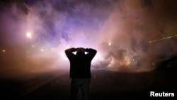 Bạo loạn ở Ferguson