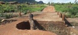 Moçambique reforça fronteiras de olho no tráfico - 2:23