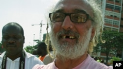 José Patrocínio, da OMUNGA,