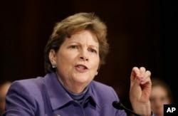 Senator Demokrat Jeanne Shaheen