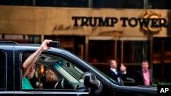 TT Trump cáo buộc ông Obama đặt máy nghe lén trong tòa Tháp Trump ở New York.