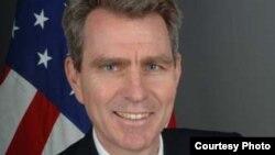 Посол США в Украине Джеффри Пайетт (архивное фото)