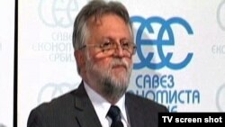 Ministar privrede Srbije Dusan Vujović