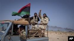 قطر مخالفین لیبیا را به رسمیت شناخت