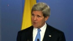 En Brasil y Colombia Kerry da explicaciones por revelaciones de Edward Snowden.