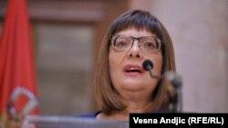 Predsjedavajuća Skupštine Srbije Maja Gojković: BiH je najbliži partner Srbije