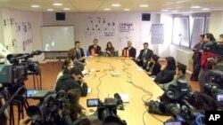 """Во Македонија уапсени 29 наводни членови на """"Франкфуртската мафија"""""""
