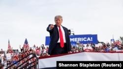 Serokê Berê Yê Amerîka Donald Trump