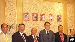 二战美中军民纪念碑筹备会