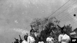 হ্যালো ওয়াশিংটন : নতুন প্রজন্মের ভাবনায় বাংলাদেশের মুক্তিযুদ্ধ