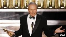 Clint Eastwood ha sido cinco veces galardonado por los Premios de la Academia.