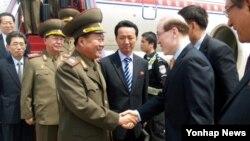 최룡해 중국 방문...북한 단거리 발사체