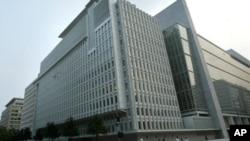 世界銀行位於華盛頓的總部(資料圖片)