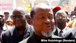 """""""Fidel Castro era um homem de bem"""", diz Joaquim Chissano"""