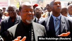 Joaquim Chissano , ancien president du Mozambique