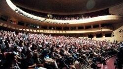 چهاردهمین جشن خانه سینما بدون کمک دولتی و فشار و تهدیدات معاونت سینمایی در برج میلاد برگزار شد
