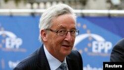 유럽연합 집행위원장 후보인 장 클로드 융커 전 룩셈부르크 총리 (자료사진)