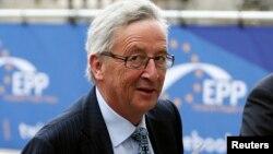 Mantan PM Luksemburg Jean-Claude Juncker terpilih sebagai kepala Komisi Eropa mendatang (foto: dok).