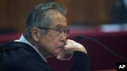 El expresidente peruano Alberto Fujimori podría ser indultado el próximo año, sugirió el ministro de Justicia del Perú, Enrique Mendoza.