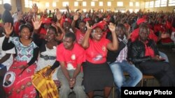 Supporters of former prime minister and MDC founding president, Morgan Tsvangirai. (Photo: MDC website)