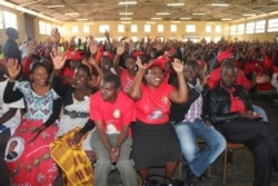 Report on Arrested Former MDC-T Councillor Filed By Arthur Chigoriwa