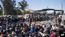 Κύμα λαθρομεταναστών από βόρεια Αφρική στην Ιταλία