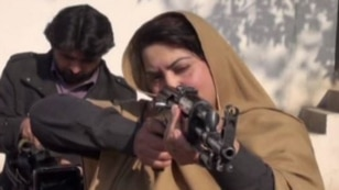Teachers were trained in weapons use by police after a 2014 attack on a public school in Peshawar.