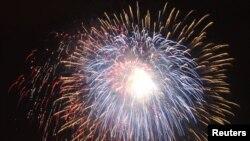 آتش بازی سال 2011 در پایتخت آمریکا