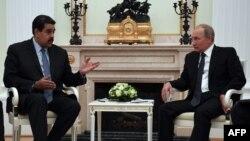 El presidente de Venezuela, Nicolás Maduro, viajó en la noche del lunes 3 de diciembre de 2018 hacia Rusia para reunirse con el presidente ruso, Vladimir Putin.