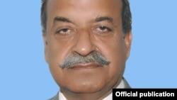 گورنر سردار مہتاب احمد خان