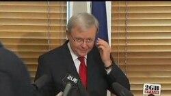 2012-02-27 粵語新聞: 澳大利亞總理吉拉德贏得黨首投票