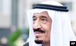 Saudi Crown Prince Salman bin Abdulaziz