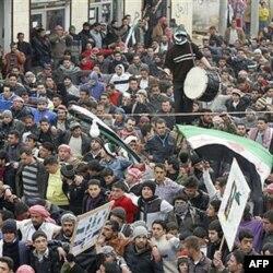 Idlib viloyatidagi manzara