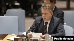 Сергій Кислиця, заступник міністра закордонних справ України
